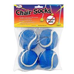 Chair Socks Blue 144Pk, TPG233