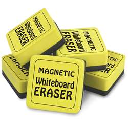 Magnetic Whiteboard Erasers 12Pk 2In X 2In - Tpg355 By The Pencil Grip