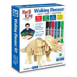 Walking Dinosaur Kit Triceratops, TPG540