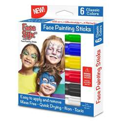 Face Stix Face Painting Sticks, TPG633