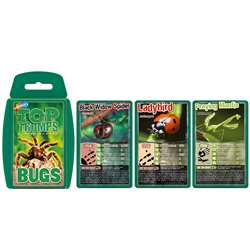 Bugs Top Trumps Card Game, TPU000285