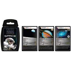 Space Top Trumps Card Game, TPU001602