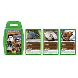 North American Wildlife Top Trumps Card Game, TPU001893