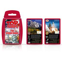 The United States Top Trumps Card Game, TPU002326