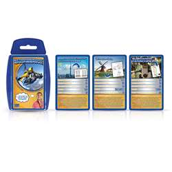 Extraordinary Engineering Top Trumps Card Game, TPU002418