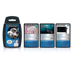 Sensational Science Top Trumps Card Game, TPU002432