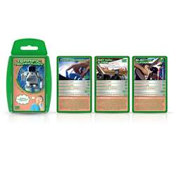 Terrific Technology Top Trumps Card Game, TPU002449