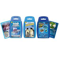 Top Trumps Bundle Marine Life, TPU002609