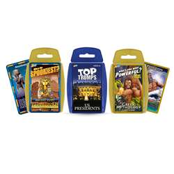 Top Trumps Bundle Interesting History, TPU002616