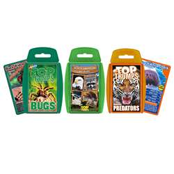 Top Trumps Bundle Wildlife, TPU002630