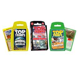 Top Trumps Bundle Explore Our World, TPU002654