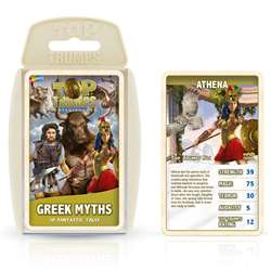 Greek Mythology Card Game, TPU003149
