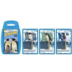 Penguins Top Trumps Card Game, TPU024099