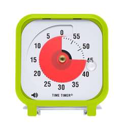 "Time Timer 3"" Lime Green, TTMTTG4W"