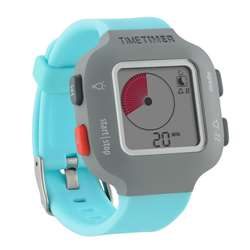 Time Timer Watch Plus Sm Sky Blue, TTMTTW8YBLW