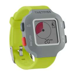 Time Timer Watch Plus Sm Lime Green, TTMTTW8YGRW