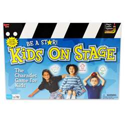 Kids On Stage Game - Ug-01210 By University Games