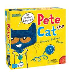 Pete The Cat Groovy Buttons Game, UG-01256