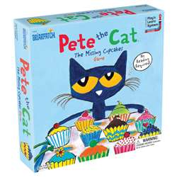 Pete The Cat Missing Cupcakes Game, UG-01257