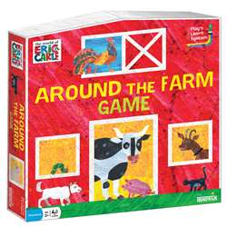 Eric Carle Around The Farm Game, UG-01259