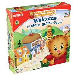 Welcome To Main Street Game Daniel Tigers Neighbor, UG-01350