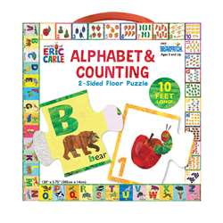 Alphabet & Counting Floor Puzzle The World Of Eric, UG-33835