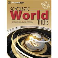 World Atlas - Uni11768 By Kappa Map Group / Universal Maps
