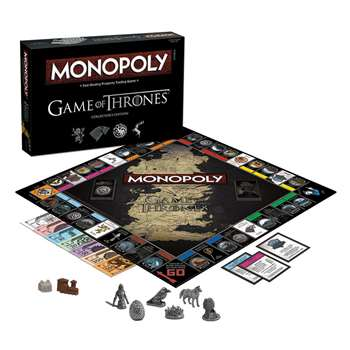 Game Of Thrones Monopoly, USAMN104375