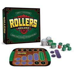 Rollers Deluxe 6 Player Edition, USARS106000