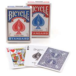Bicycle Standard Index Playng Cards, USP1001512