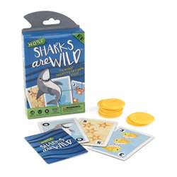 Hoyle Sharks Are Wild Childrns Game, USP1036717