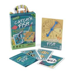 Hoyle Catch'N Fish Children's Game, USP1036721