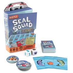 Hoyle Seal Squad Children's Game, USP1042677