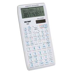 Sci Calculator With 2 Line Display, VCT940