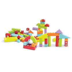 Velcro Brand Blocks 60 Piece Set, VEC70187