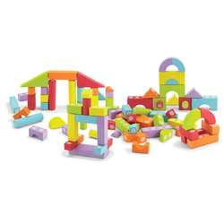 Velcro Brand Blocks 80 Piece Set, VEC70188