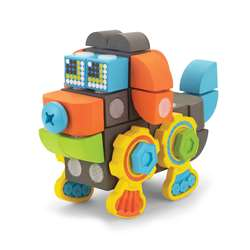 Velcro Brand Blocks Doggy Robot, VEC70190