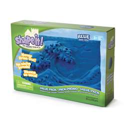 Moon Sand Space Blue 5 Lb Box, WAB130603
