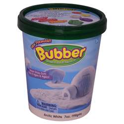Bubber 7 Oz. Bucket White, WAB140010