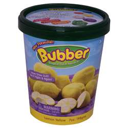 Bubber 7 Oz. Bucket Yellow, WAB140100