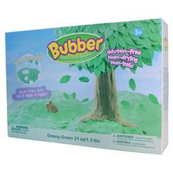 Bubber 21 Oz. Big Box Green, WAB140705