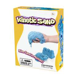 Kinetic Sand 5Lb Blue, WAB150603