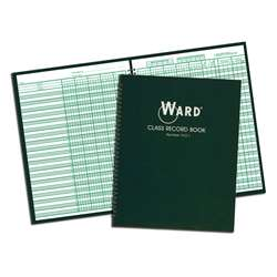 Class Record Book 9-10 Weeks - War910L By Ward The Hubbard