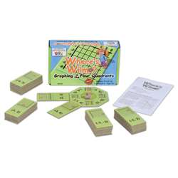 Where'S Wilma Game - Wca4524 By Wiebe Carlson Associates