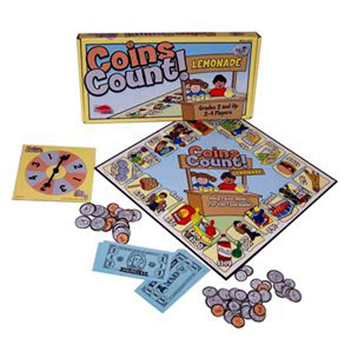 Coins Count - Wca4527 By Wiebe Carlson Associates
