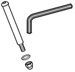 Steering Bolt For All Nova Trikes & Scooters, WIN50901