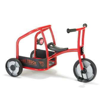 Fire Truck Tricycle - Win563 By Winther