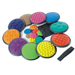 Tactile Discs Set Of 10, WING2116
