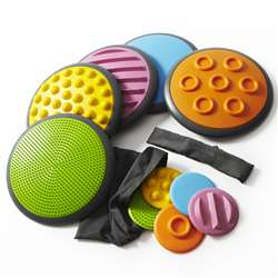 Tactile Discs Beginner Set, WING2117