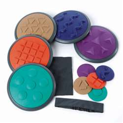 Tactile Discs Advanced Set, WING2118